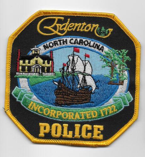 Scenic Edenton Police State North Carolina NC