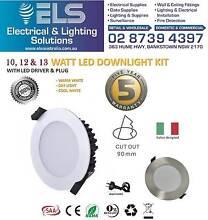 Bankstown LED Lighting & Electrical Wholesaler - Downlights Kits Bankstown Bankstown Area Preview