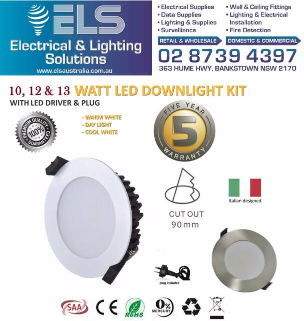 Led Ceiling Lights Gumtree : Wholesale w led dimmable downlight kit mm