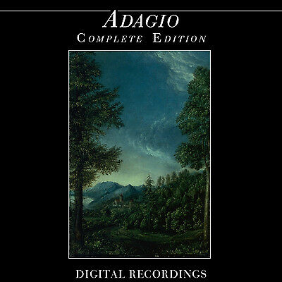 Adagio Complete Edition  18 Hour Collection Of Classics For Contemplation  14Cds