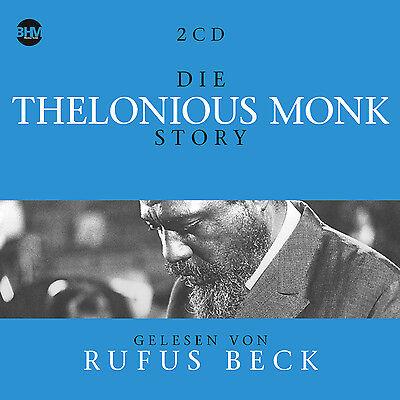 CD Die Thelonious Monk Story Musik und Biografie 5CDs   Hörbuch von Rufus