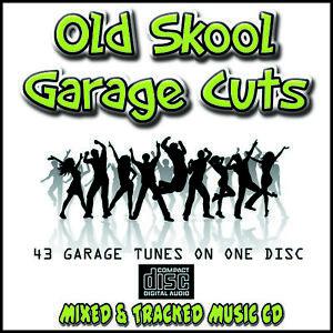 2018 OLD SKOOL GARAGE CUTS CD DJ Mix / 43 SONGS UK GARAGE 2 STEP BASSLINE NAPA