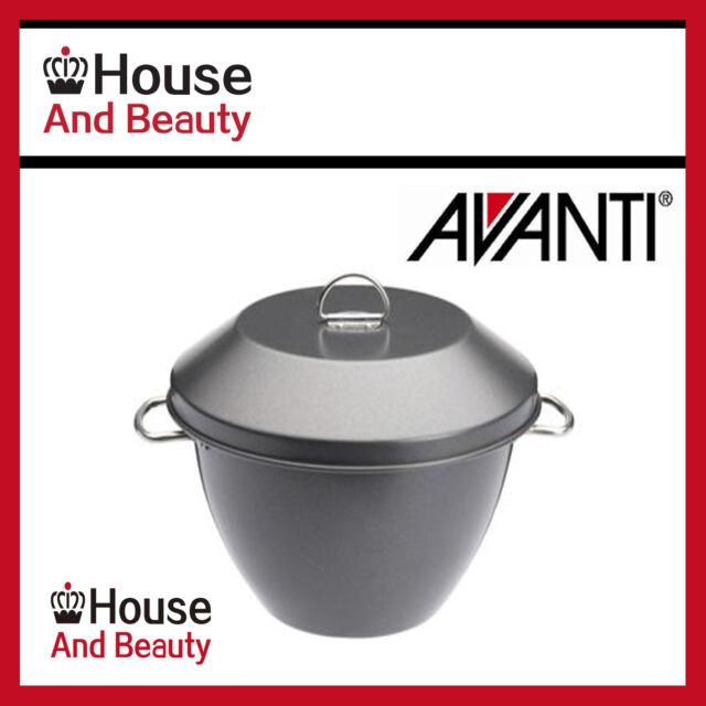 AVANTI 2.8 Litre Non-stick Pudding Steamer! RRP $43.95