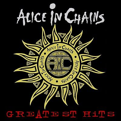 Alice In Chains - Greatest Hits CD [Best Of - Essential - Dirt - Jar Of