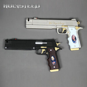 Ebony and ivory guns airsoft