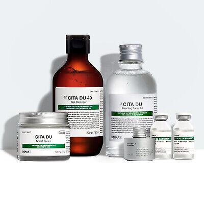 DEMAR3 CITA DU multi-set  oily but dry, oily intensive care line K-Beauty