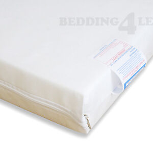 All Sizes Baby Cot Bed Mattress Breathable With Plain