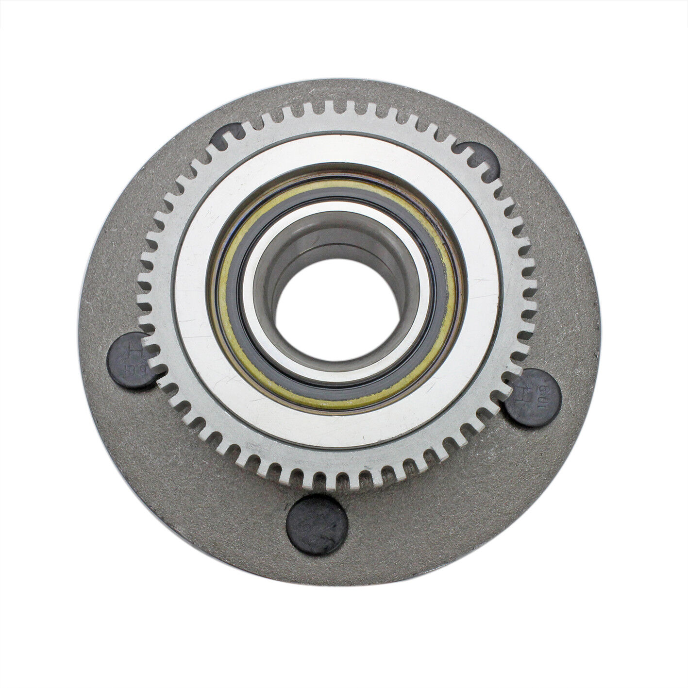 Car & Truck Parts Automotive Front Wheel Hub & Bearing Assembly for 2000-2001 Dodge Ram 1500 RWD with ABS