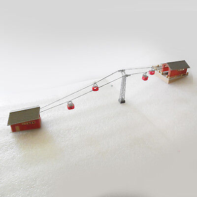 Modellbausatz - Set Seilbahn - Spur-Z (Bremer Modellbau)