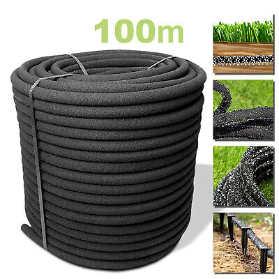 Irrigation System POROUS PIPE, Soaker Hose Leaky Pipe Garden Thick Wallet / 100m