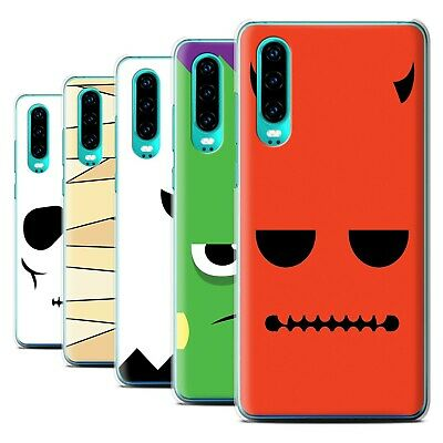STUFF4 Back Case/Cover/Skin for Huawei P30 2019/Halloween Character ()