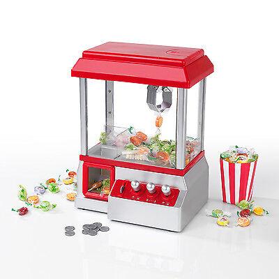 GOURMETmaxx Süßigkeitenspender Candy Grabber Süßigkeitenautomat Batteriebetrieb