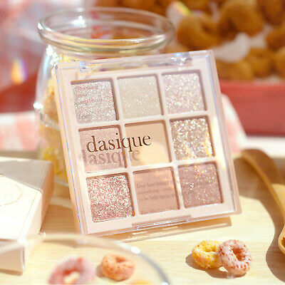 DASIQUE Shadow Palette #09 Sweet Cereal 7g 2021 June Sweet Cereal Collection