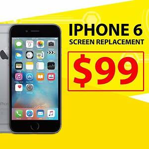 iPhone 6 Screen Replacement Only $99.00 Logan Central Logan Area Preview