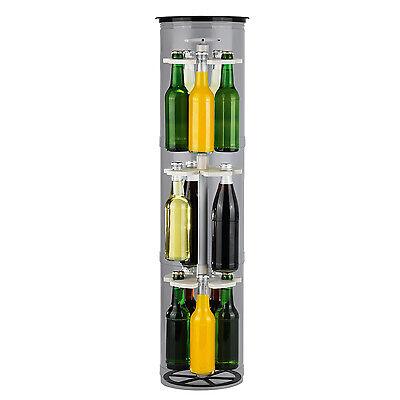 EASYmaxx Flaschenkühler Kühlschrank 15 Flaschen Garten Outdoor Boden Bierkühler