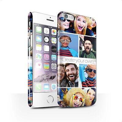 Personalisiert Handy Hülle für Apple iPhone Foto/Bild/Design 3D Glanz Snap Case Handy Snap Case