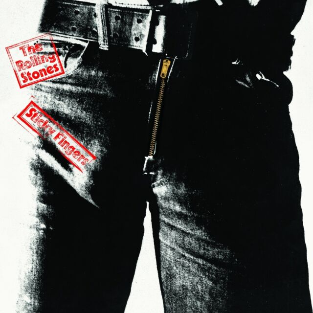 """The Rolling Stones 'Sticky Fingers' Super Deluxe Box Set (New CD/DVD/7"""")"""