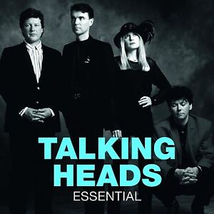 TALKING HEADS: ESSENTIAL CD THE VERY BEST OF / 15 GREATEST HITS / DAVID BYRNE