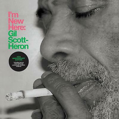 GIL SCOTT-HERON I'M NEW HERE 10th ANNIVERSARY 2-CD (Released February 7th 2020)