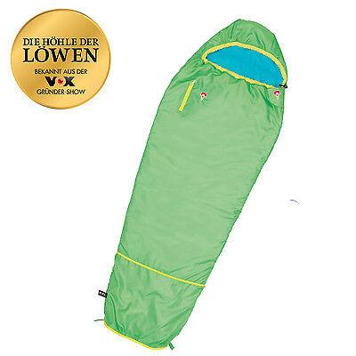 Grüezi bag mitwachsender Schlafsack für Kinder und Jugendliche Outdoor Camping
