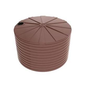 Bushmans 22,500LT Round Rain Water Tank 22500LT 5000G