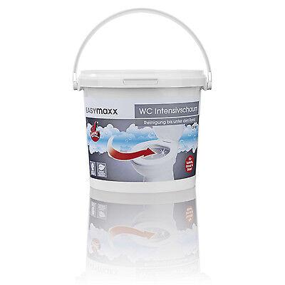 EASYmaxx WC Schaum Reiniger Sauberkeit Toiletten Reiniger Kraftschaum (9,99€/kg)