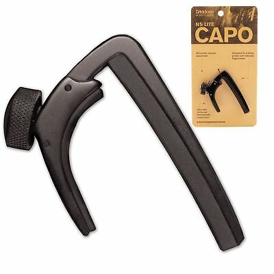 Planet Waves NS Capo Lite.For Electric or Acoustic.PW-CP-07 Simple & Precise !!!