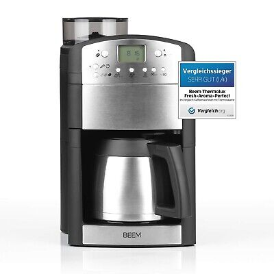Kaffeemaschine Timer Thermokanne Edelstahl Filterkaffeemaschine Kaffeeautomat