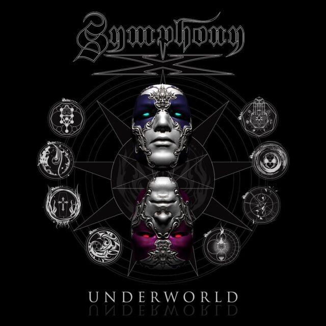 SYMPHONY X - UNDERWORLD 2 VINYL LP NEU