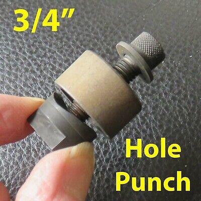 .250 M4 HECK Punch /& Dies 1//4