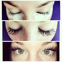 CLASSIC SET EYELASH EXTENSIONS ONLY $55!