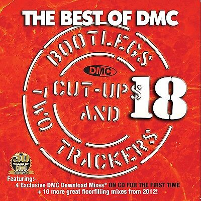 New The Best Of DMC Bootlegs Cut Ups & 2 Trackers Vol 18 February 2013 (The Best New Releases)