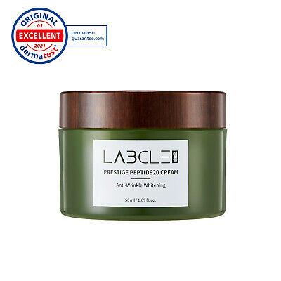 LABCLE Prestige Peptide20 Cream 1.69oz. Wrinkle improvement Whitening K-Beauty