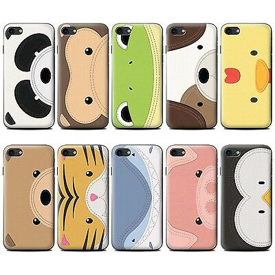 STUFF4 Phone Case for HTC Desire Smartphone/Animal Stitch Effect/Cover