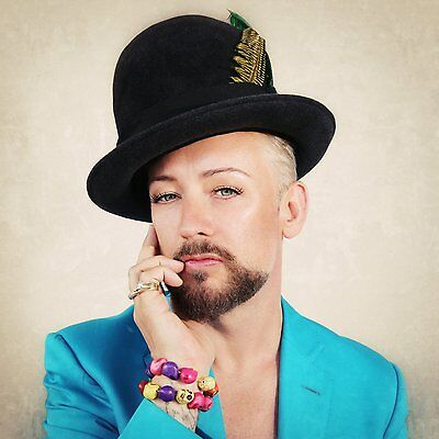 Boy George Cd   This Is What I Do  2014    New Unopened   Rock Pop