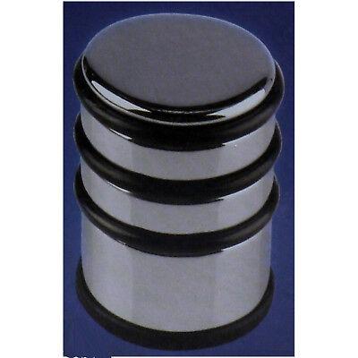 Luxus Metall Türstopper mit Gummi Edelstahl Tür Puffer Halter Stop Hoch 1,2 kg