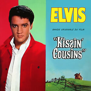 CD Elvis Presley - Kissin' Cousins - Soundtrack IMPORT