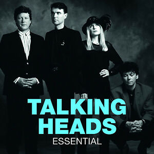 TALKING HEADS (ESSENTIAL - GREATEST HITS CD SEALED + FREE POST)