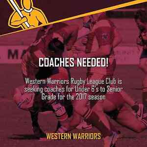 Rugby League coaches and players needed Port Adelaide Port Adelaide Area Preview