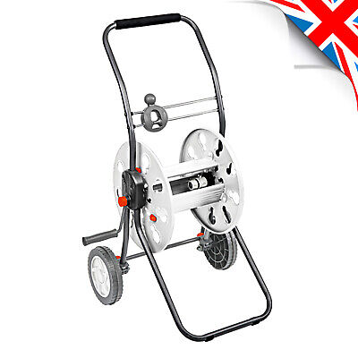 Solid HOSE CART with Wheel ✪ 60m 1/2