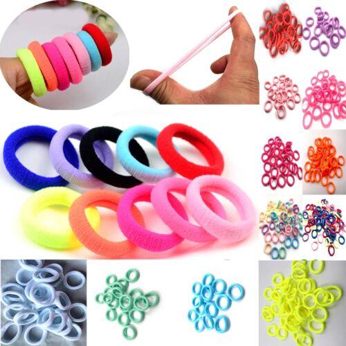 50 Pcs/LOT Hair Accessories FOR Girls Kids Ponytail Holder E