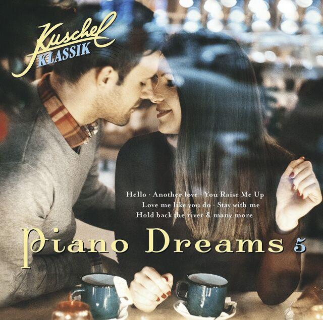 MARTIN ERMEN - KUSCHELKLASSIK PIANO DREAMS VOL.5 CD NEU