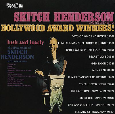 Skitch Henderson - Hollywood Award Winners! & Lush and Lovely- CDLK4546