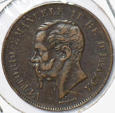 Italy 1867 5 Centesimi 191798 combine shipping