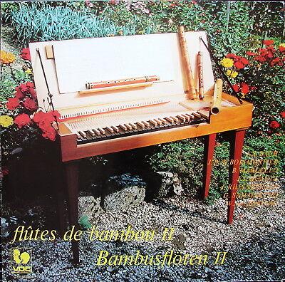 Bambusflöten II - near mint - Swiss only
