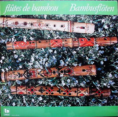 Bambusflöten - near mint - Swiss only