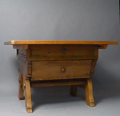 Jockel Tisch  Jogl Tisch  Zahltisch  um 1800