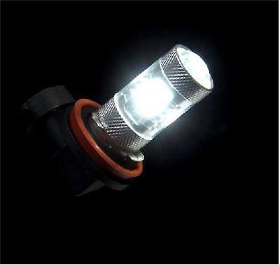 Putco Fog Light Bulbs (Putco Lighting Reman Driving Light - High Power LED Fog Lamp Bulbs #250003W )