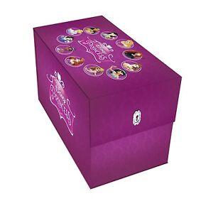 DISNEY PRINCESS 11 MOVIE KEEPSAKE COLLECTION 11 DISCS DVD BOX SET