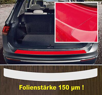 Lackschutzfolie Ladekantenschutz transparent VW Tiguan 2 Allspace ab 2017 150 µm